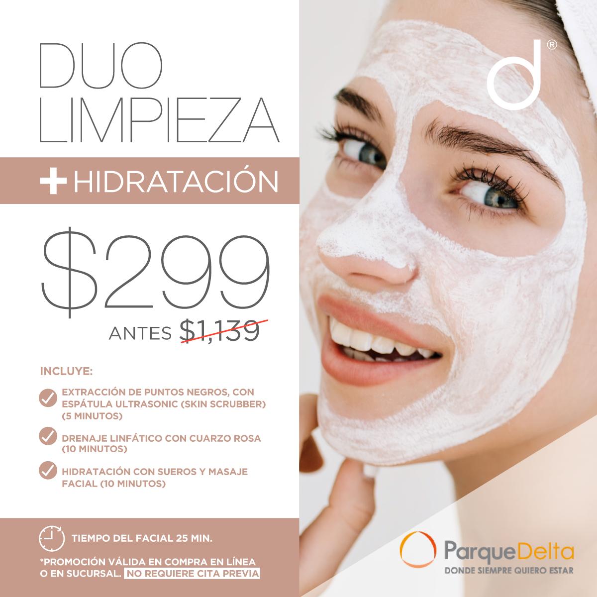 Facial Duo Limpieza + Hidratación- SÓLO PARQUE DELTA&w=900&h=900&fit=crop