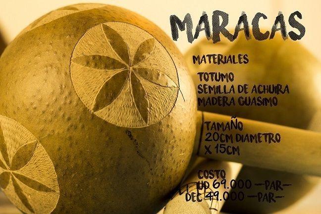 Maracas y Guachos