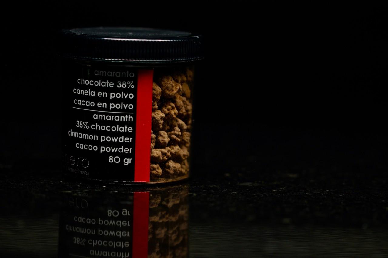 AMARANTO OCULTO EN CHOCOLATE 38%