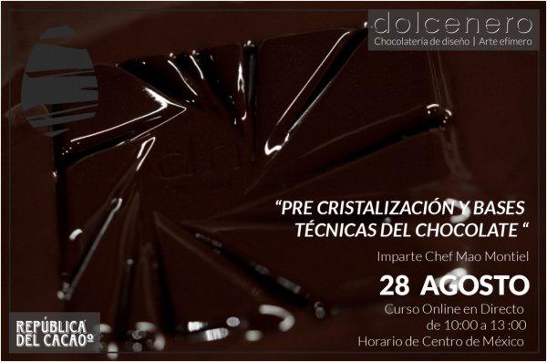 BASES TÉCNICAS DEL CHOCOLATE