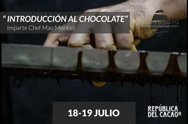 INTRODUCCIÓN A LA CHOCOLATERÍA