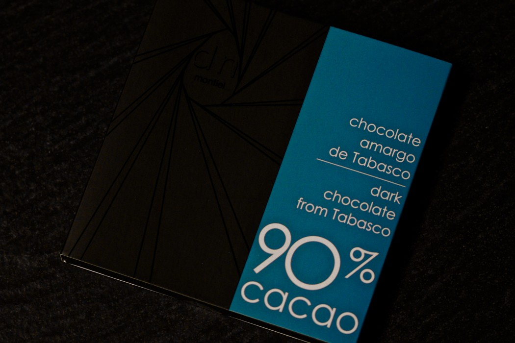 TABLETA DE CHOCOLATE 90%