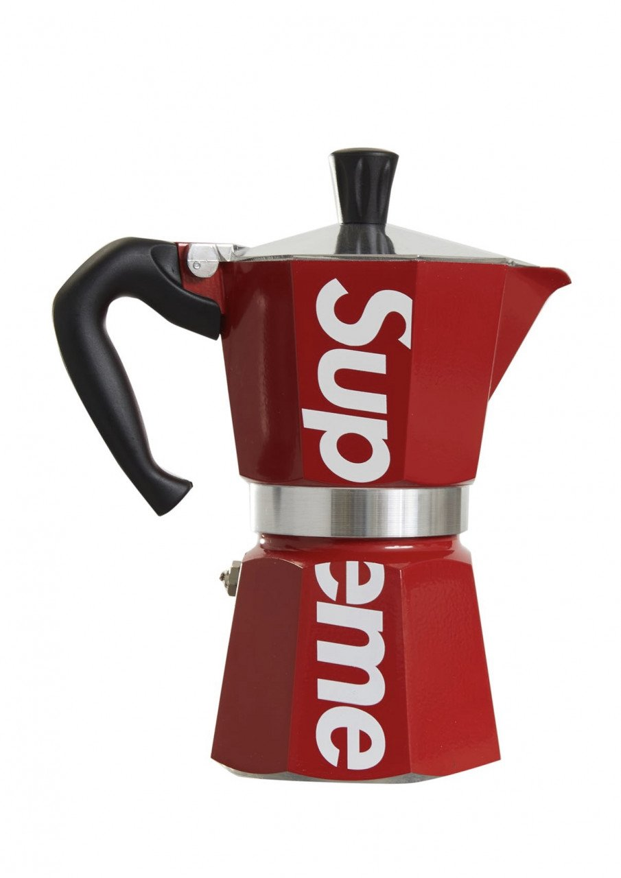 Supreme Bialetti Moka Express Red