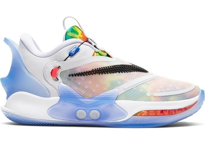Nike Adapt BB 2.0 Tie Dye (US Charger)