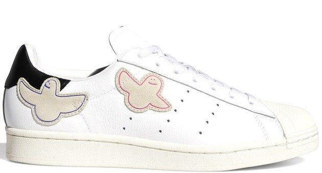 Adidas Superstar x Mark Gonzales