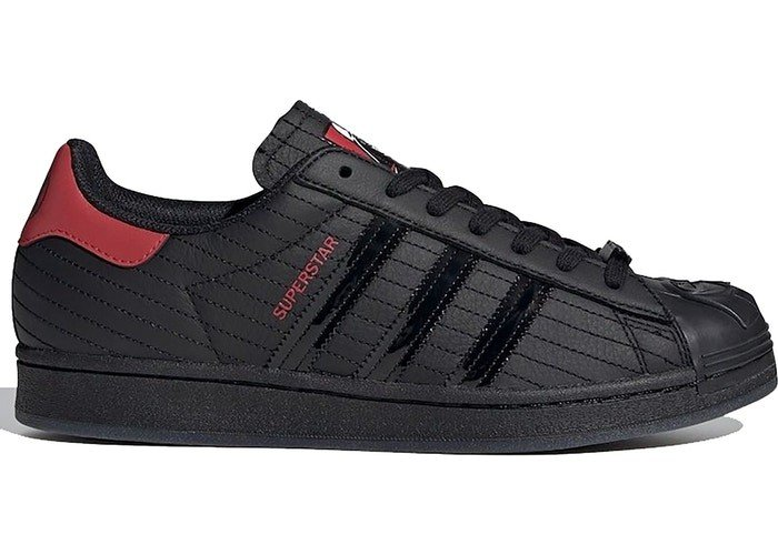 adidas Superstar Star Wars Darth Vadver