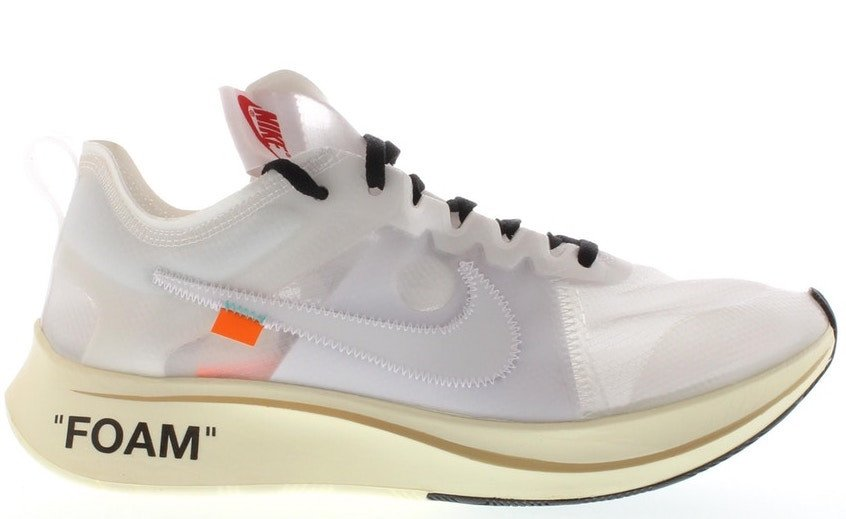 "Nike Zoom Fly Off-White ""The Ten"""