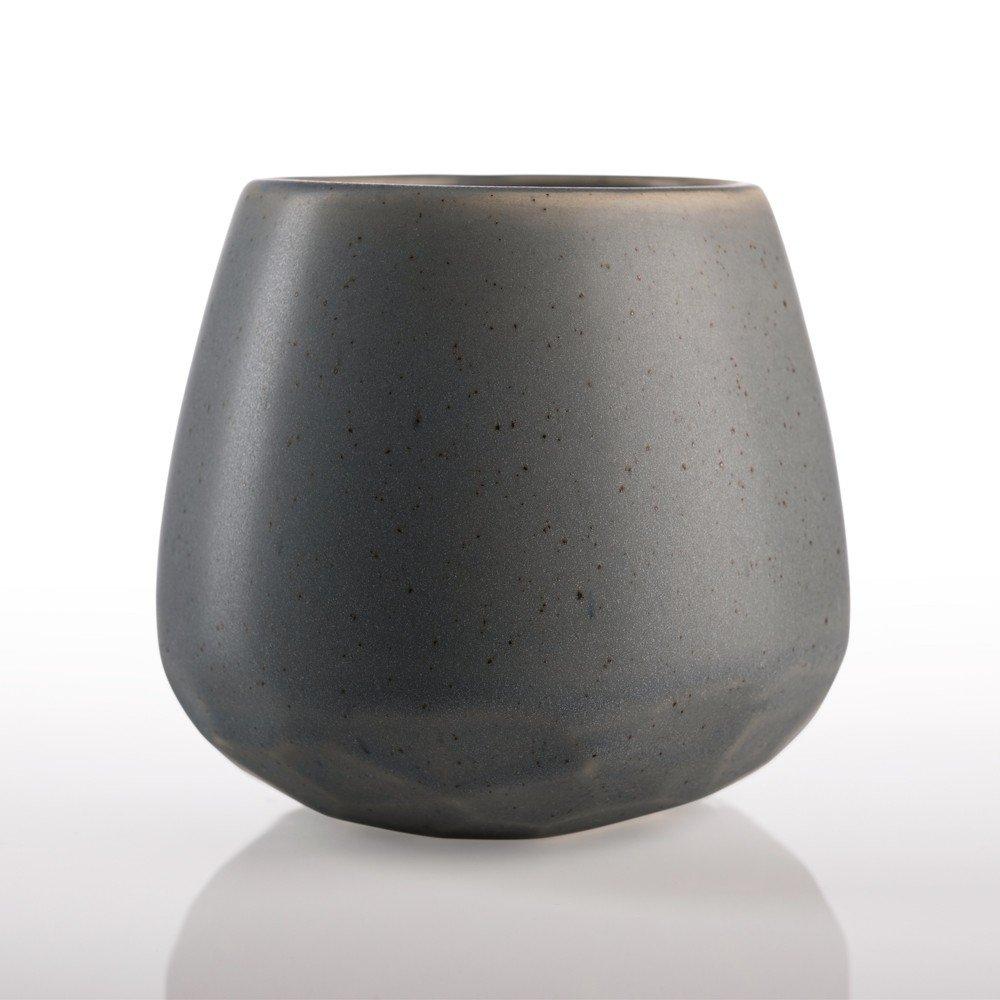 Taza Xoco color gris piedra
