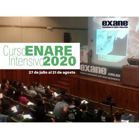 Curso ENARE intensivo - CDMX