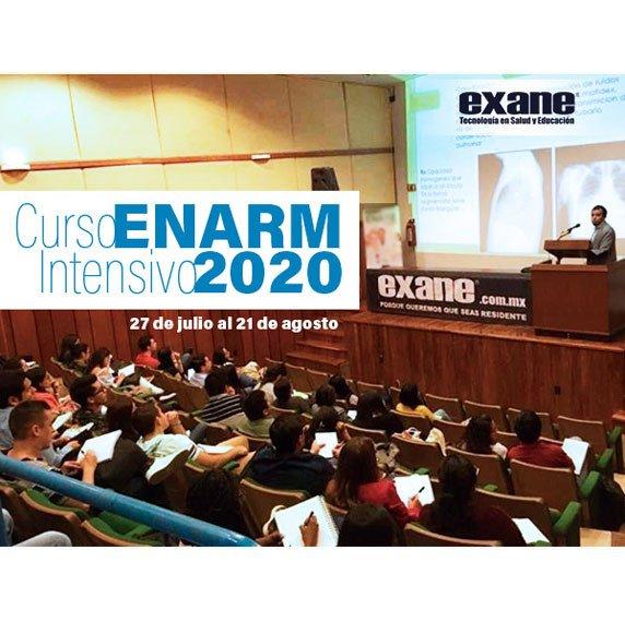 Curso ENARM intensivo - CDMX