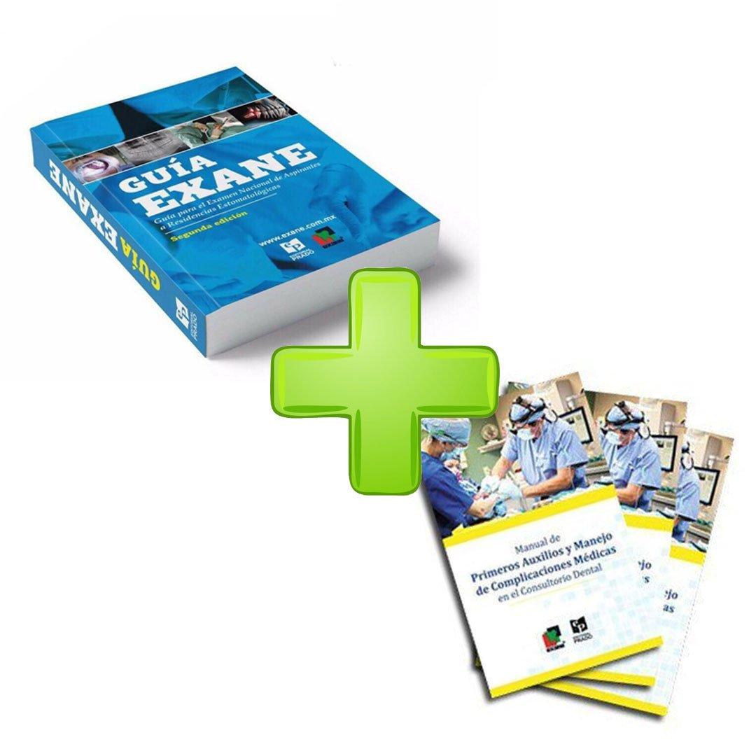 Guía EXANE + Manual de primeros auxilios