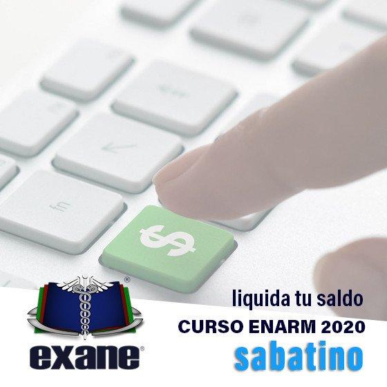 Liquida tu inscripción ENARM Sabatino