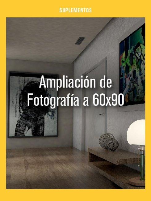 Ampliación de fotografía a 60x90