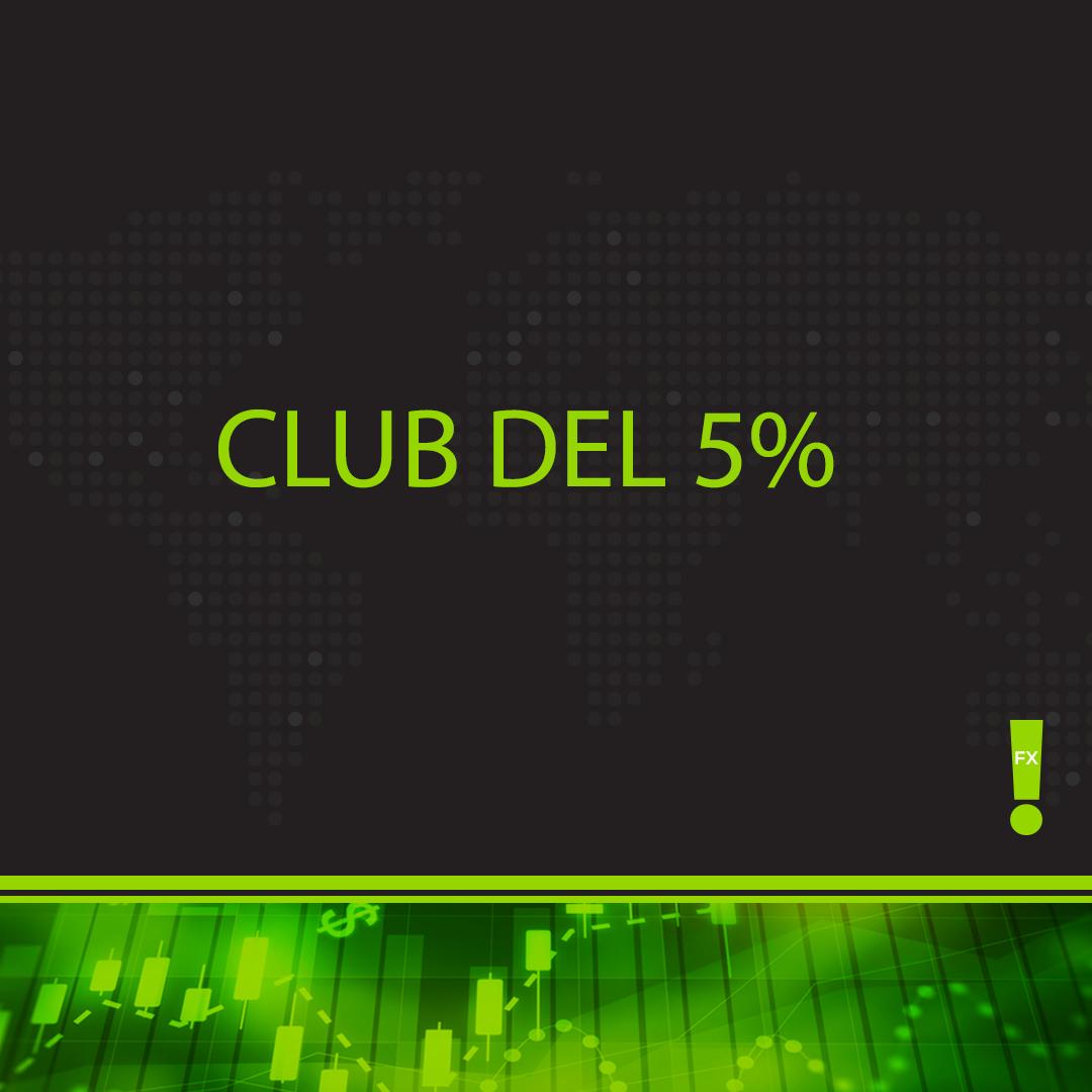 CLUB DEL 5%