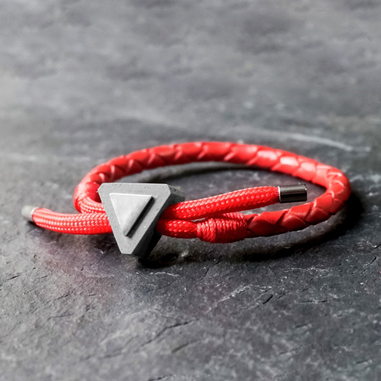HARMONY RED LEATHER