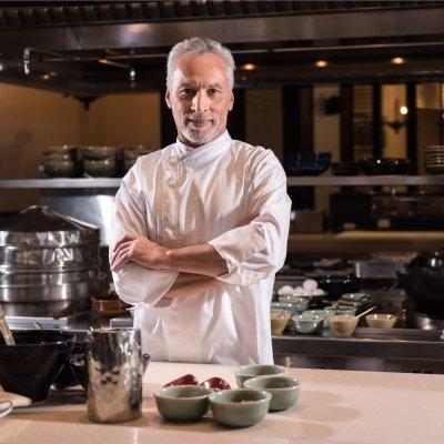 Conoce al chef Lastier. Asombroso.