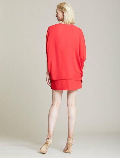 DRAPEY KIMONO DRESS