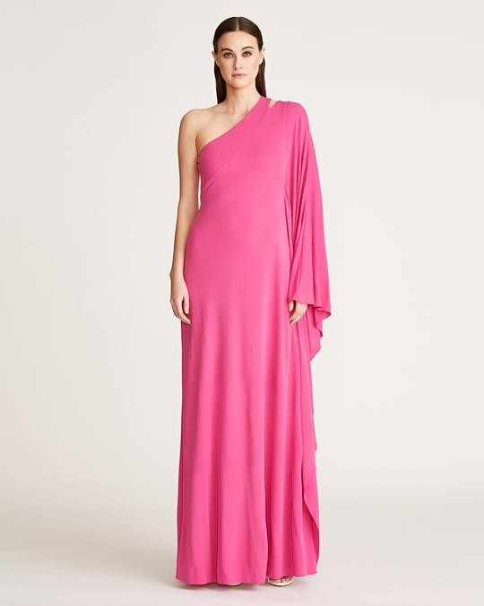 Lydia One Shoulder Gown