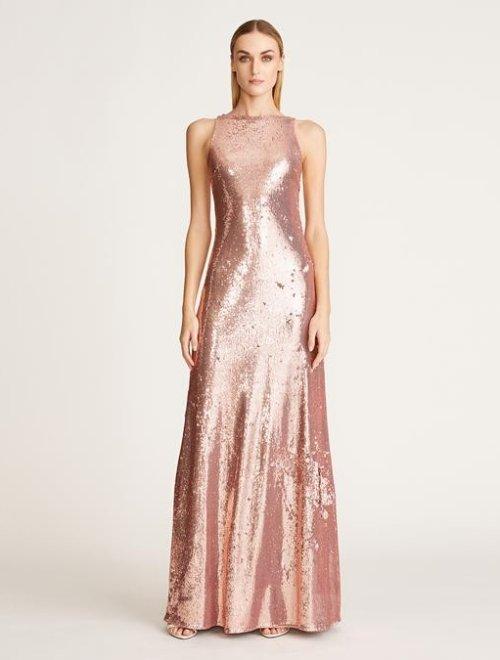 Madden Back Twist Gown