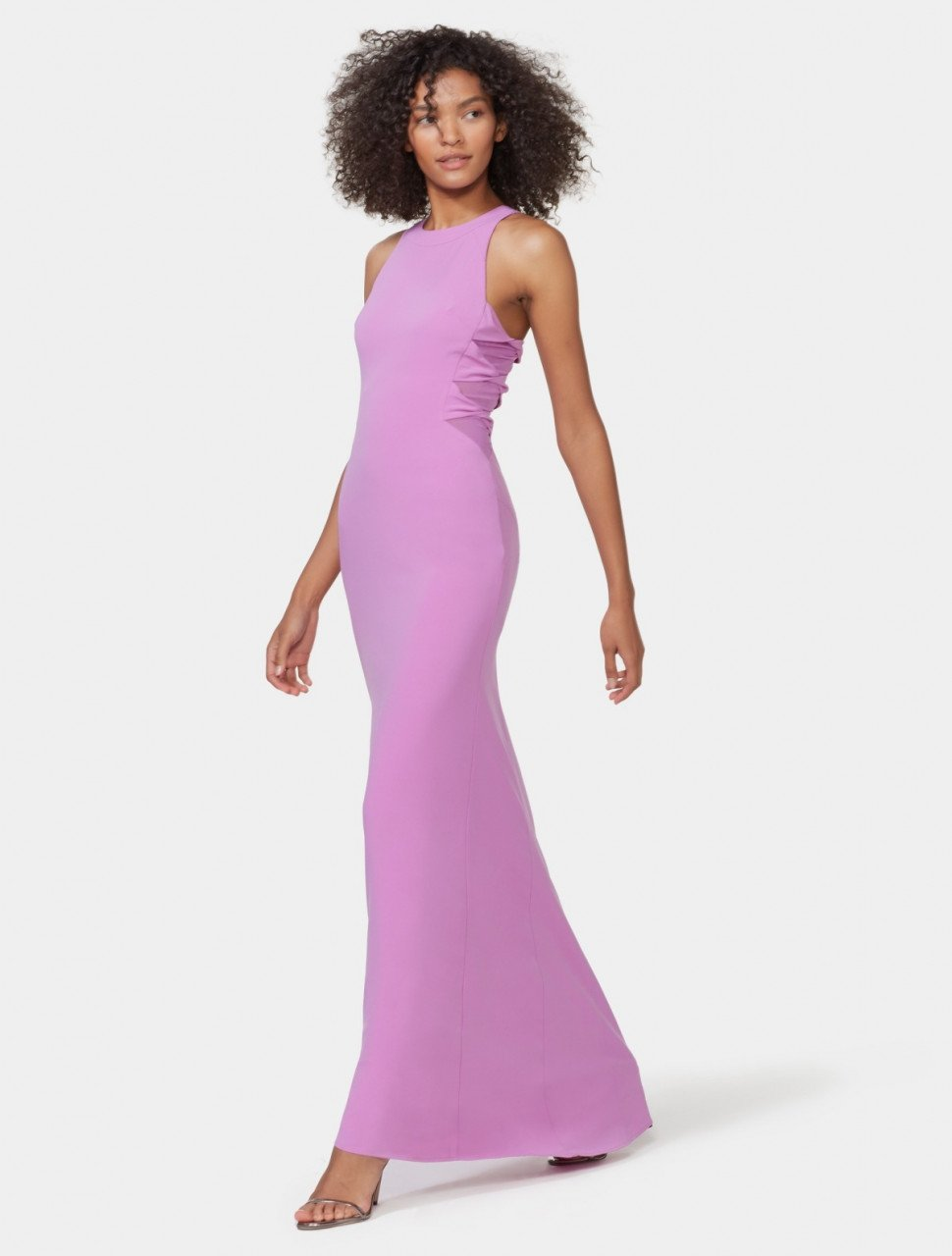 SIDE TWIST GOWN