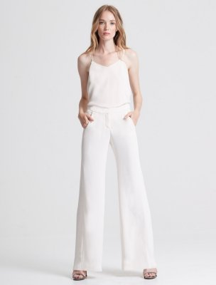 PLEAT DETAIL SUITING PANT