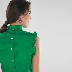 Blusa Allegra Verde