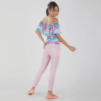 Pantalon Tori Rosa