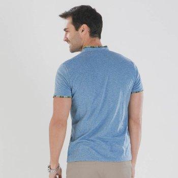 Henley Guido Azul