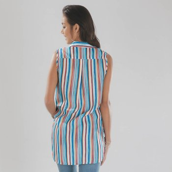 Camisa Corina Multicolor