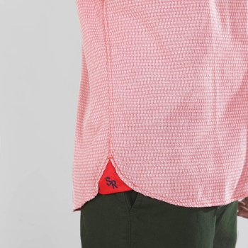 Camisa Abdo Rojo