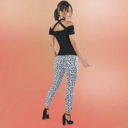 Pantalon Stephanie Multicolor