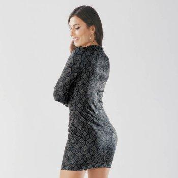 Vestido Rosalin Negro