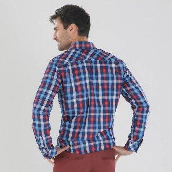 Camisa David Multicolor