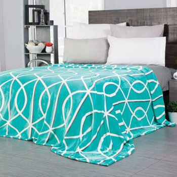 Cobertor Flannel Ligero Aqualina