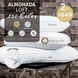 ALMOHADA LOFT FIRME