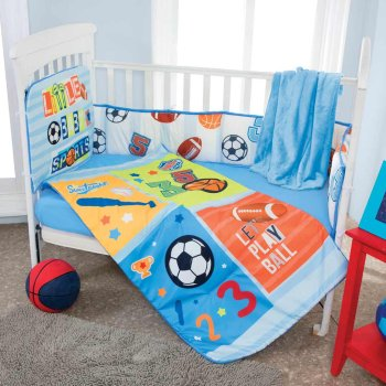 Coordinado de Cuna Baby Sports