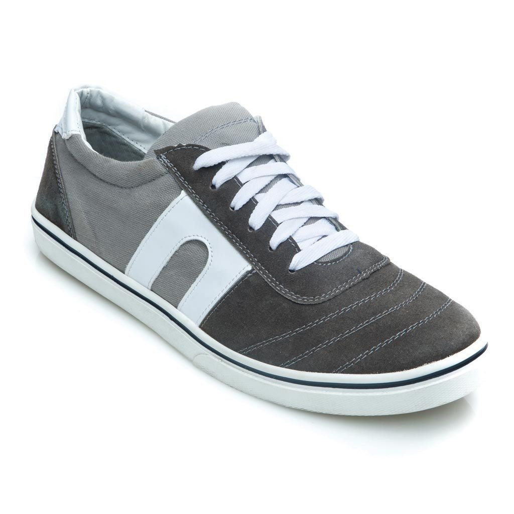 TENIS BLAS COLOR GRIS M00100
