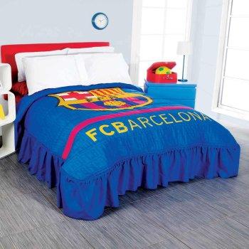 Colcha Barcelona Equipo