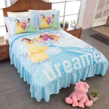 Juego de Colcha Princesas Dream