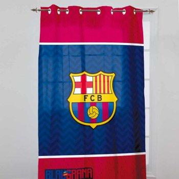 Cortina De Recámara Barcelona Team