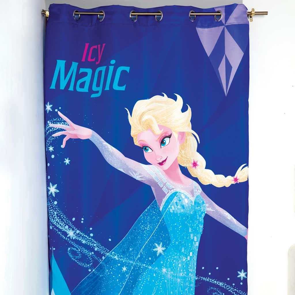 Cortina Recamara Princesa Elsa