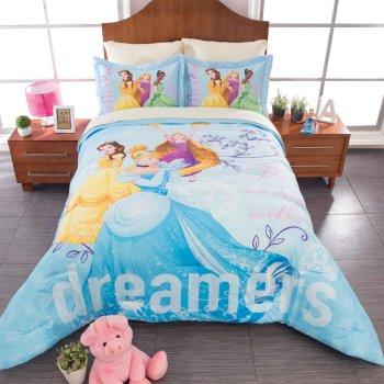 Juego de Edredon Princesas Dream