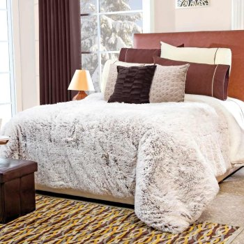 Cobertor de Lujo Glacial