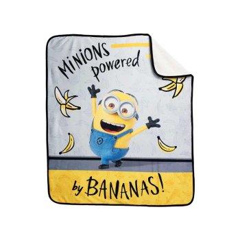 Frazada Minion Banana