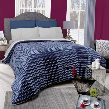 Cobertor Platino Super Soft Nevado