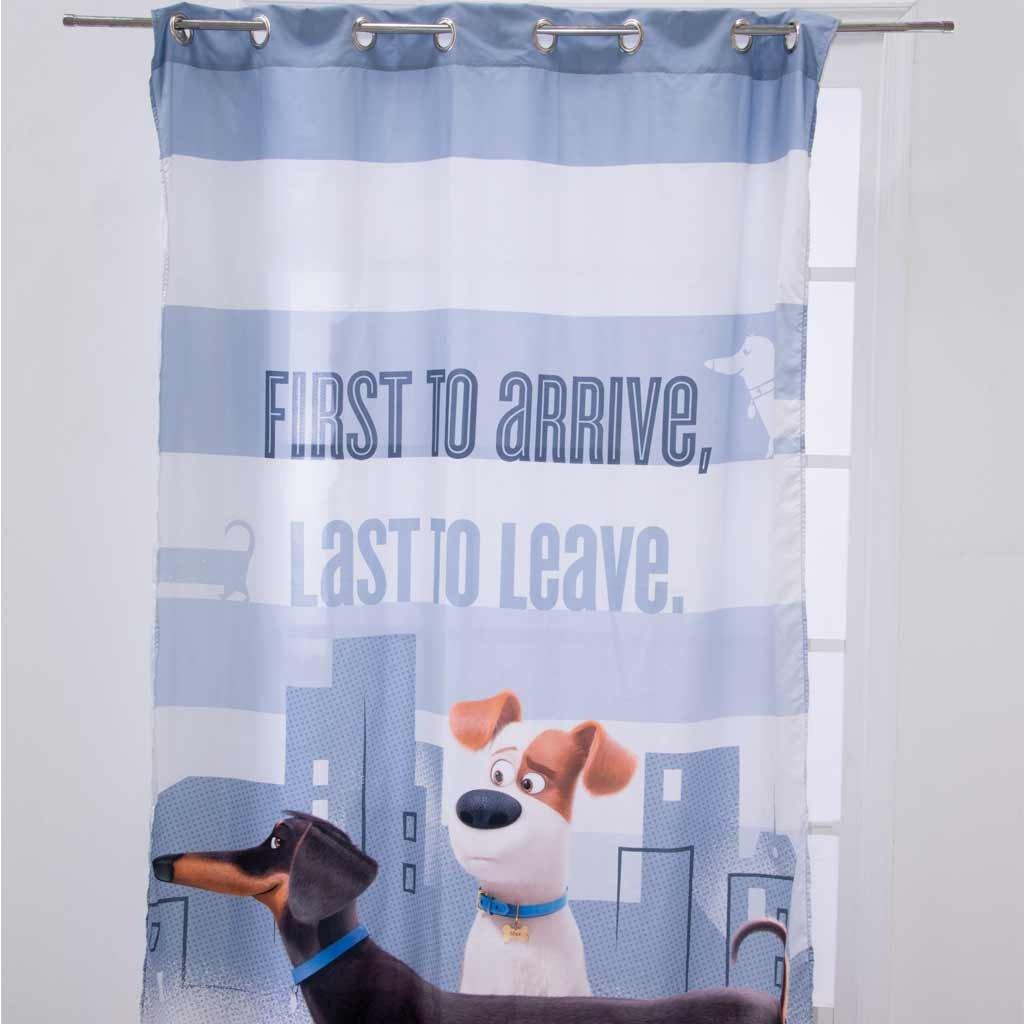 Cortina De Recámara Pets