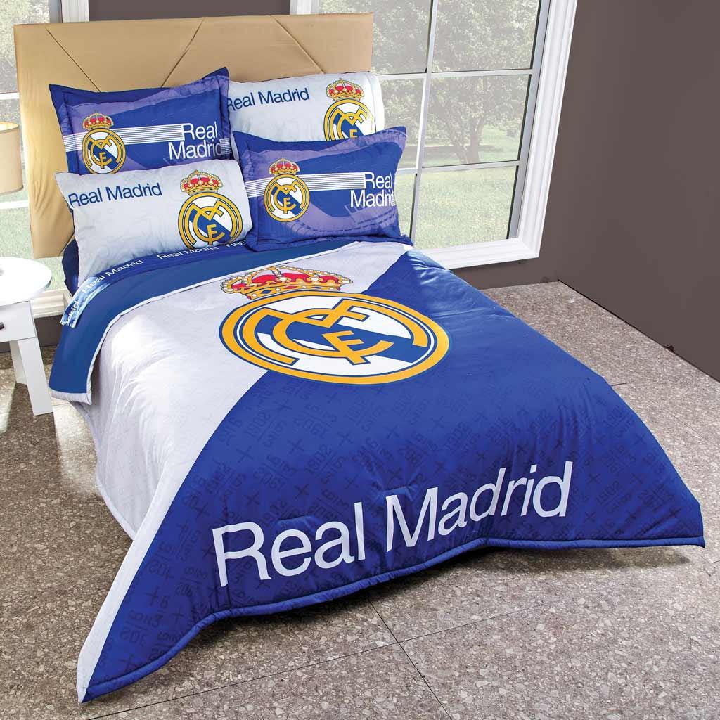 Juego de Edredón Real Madrid Campeon