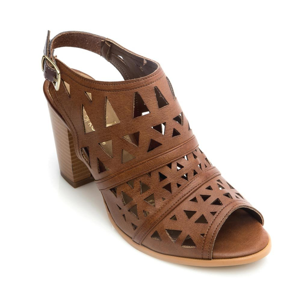 SANDALIAS SHAKIRA COLOR CAFE A00556
