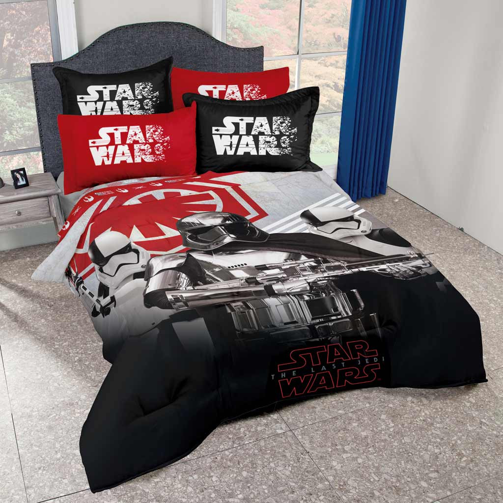 Juego de Edredón Star Wars VIII