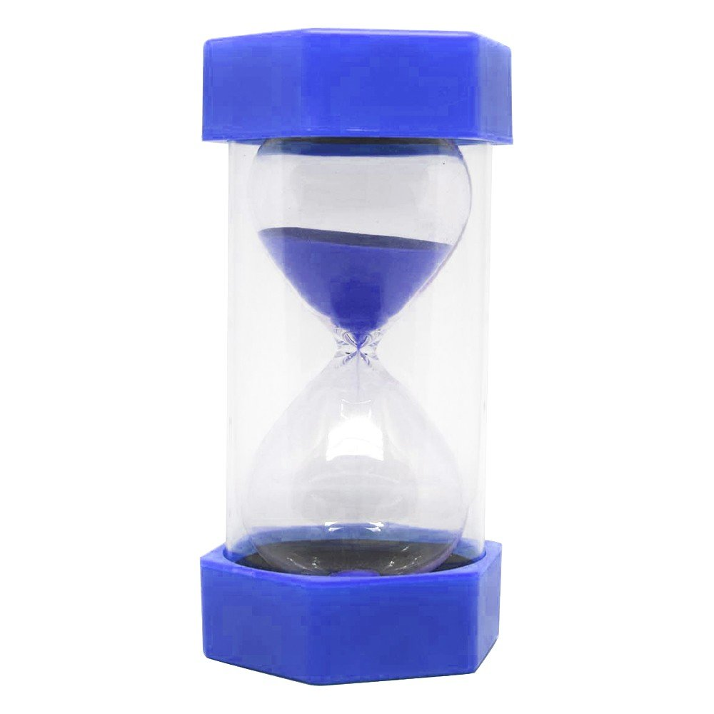 Reloj de Arena color Azul